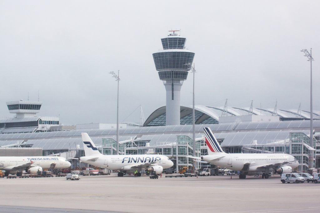 Flughafen München: Rund um den bayrischen Airport gibt es reichlich alternative Anbieter mit günstigen Preisen. Foto: Pixabay