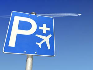 Parkplatzlogo